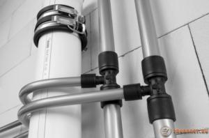 трубы из сшитого полиэтилена для водоснабжения