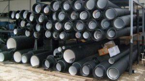 трубы для ливневой канализации