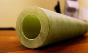 Особенности труб из стеклопластика
