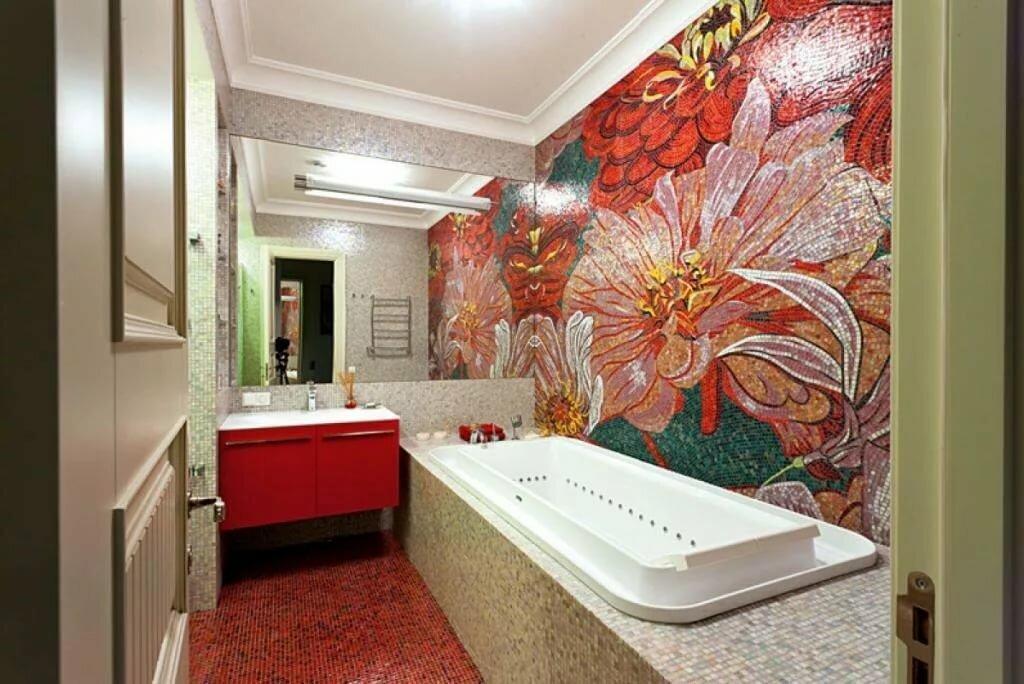 Всё о ремонте ванной комнаты